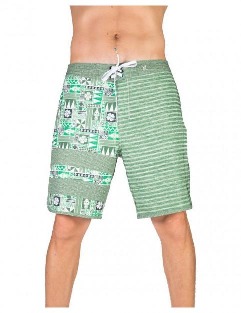 Green Hurley Phantom Block Party O'Hurley 19' Technical Board Shorts