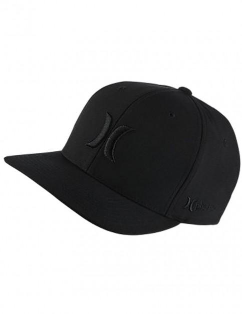 Black Hurley Phantom Boardwalk Cap