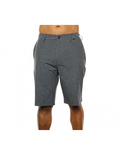 Hurley Phantom Chino Shorts in Obsidian