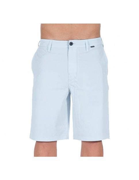 Hurley Phantom Chino Shorts in Pure Platinum