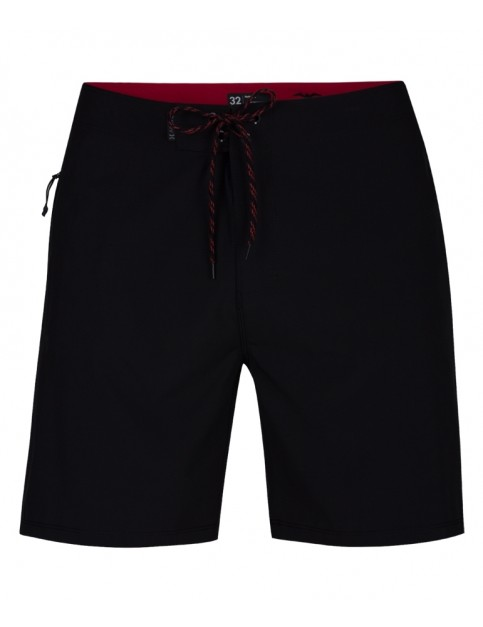 Hurley Phantom JJF 5.0 18' Technical Boardshorts in Black