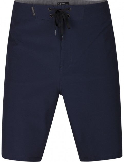 Hurley Phantom One & Only 20 Mid Length Boardshorts in Obsidian