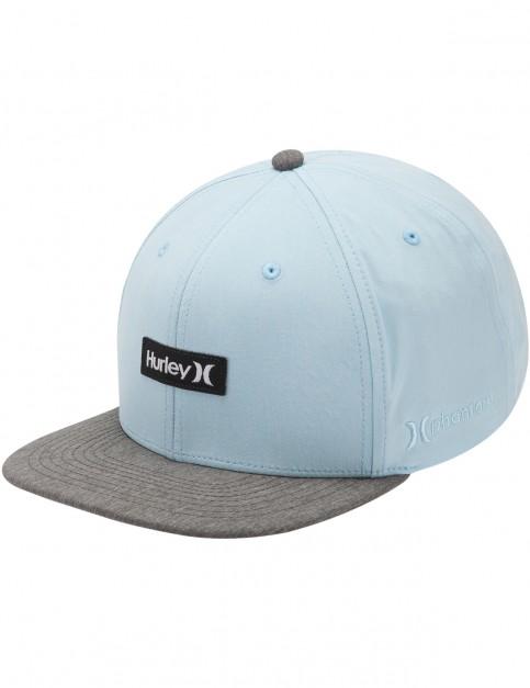 Hurley Phantom One & Only Cap in Still Blue