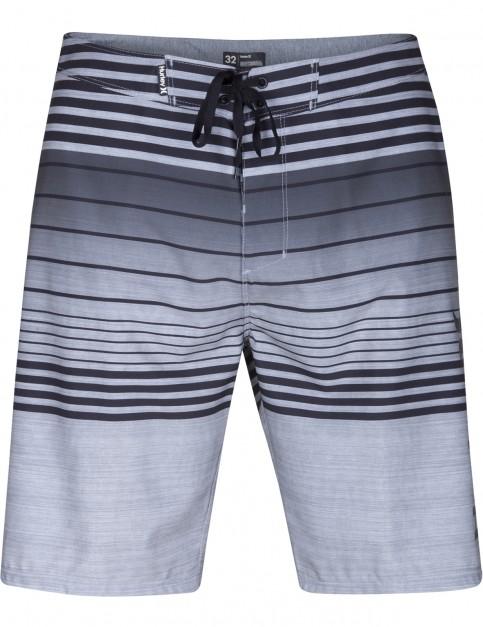 Hurley Phantom Peters Mid Length Boardshorts in Black