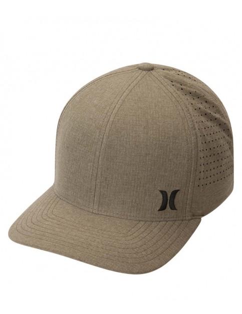 Hurley Phantom Ripstop Cap in Khaki/Black