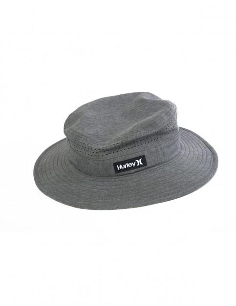Hurley Surfari Sun Hat in Black