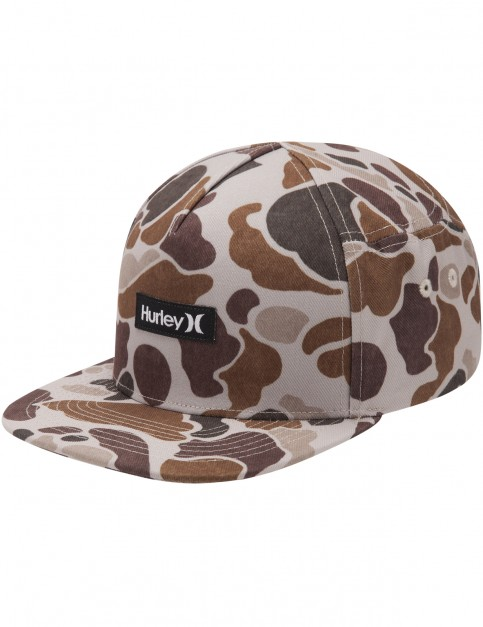 Hurley Tiger Tracks Cap in Oatmeal Heather
