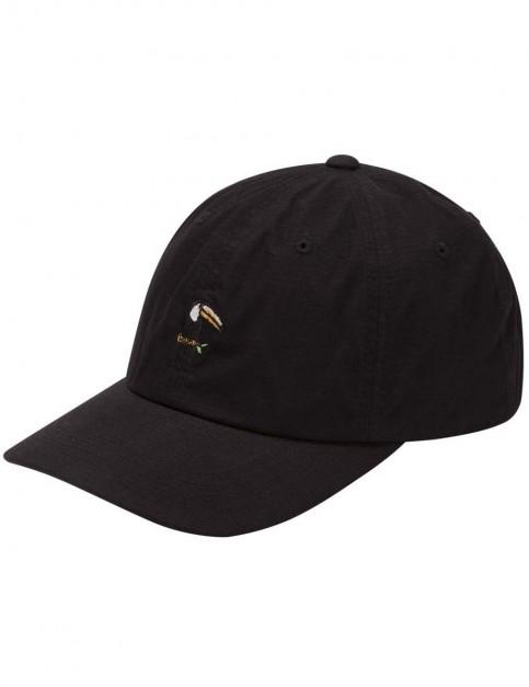 Hurley Toucan Hat Cap in Black