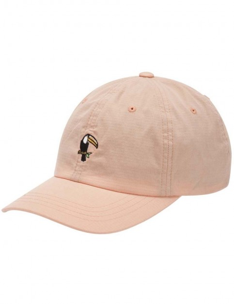 Hurley Toucan Hat Cap in Track Red/Storm Pink