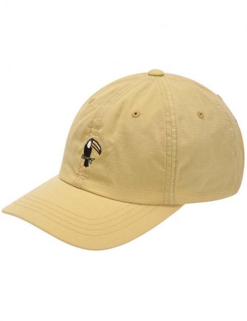 Hurley Toucan Hat Cap in Universal Gold