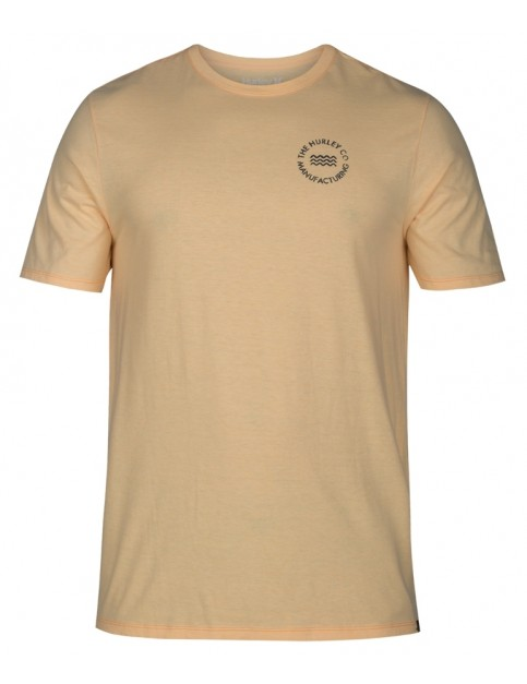 Hurley Viral Short Sleeve T-Shirt in Melon Tint Htr