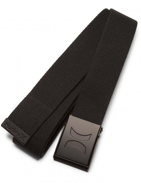 Hurley Web Webbing Belt in Black