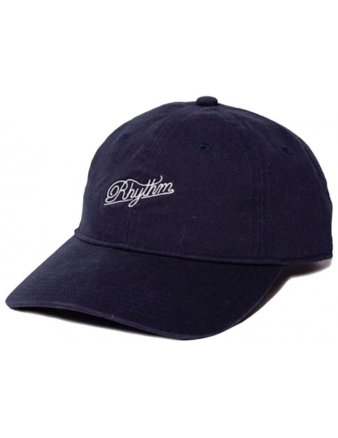 Rhythm Basic Cap in Navy