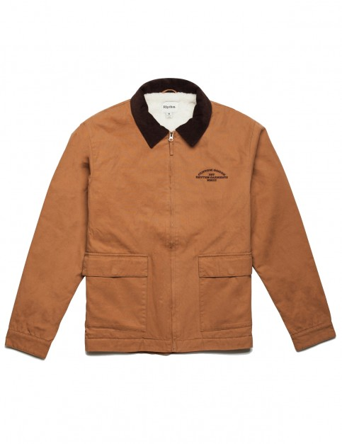 Rhythm Work Jacket in Tobacco