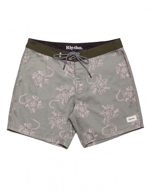 Rhythm Islands Shorts in Olive