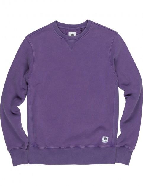 Element Neon Sweatshirt in Purple