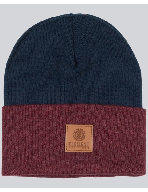 Element Dusk II Beanie in Indigo
