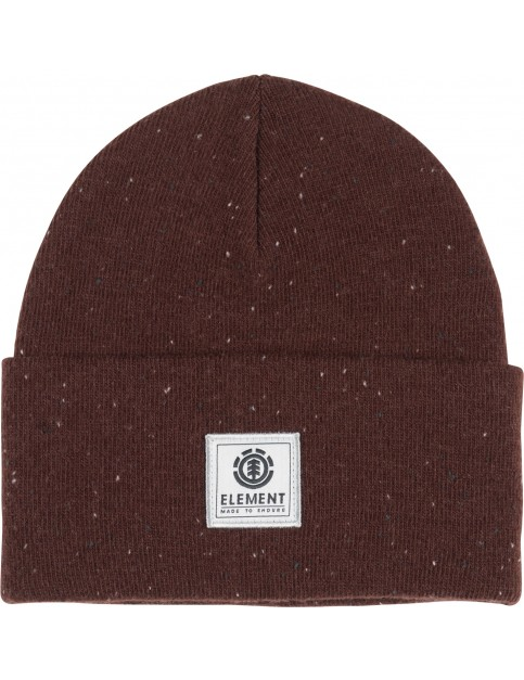 Element Dusk II Beanie in Bitter Chocolate