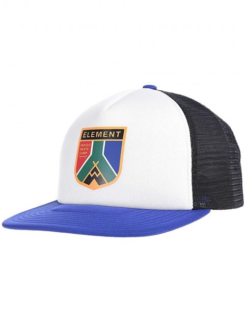 Element Ea Trucker Cap Cap in Sodalite Blue