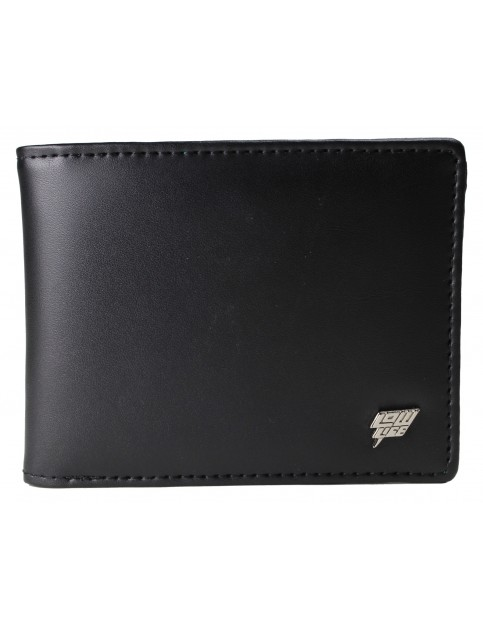 Lowlife Classic Leather Wallet in Black
