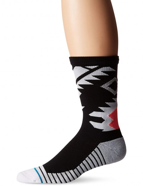Stance Uncovered Socks in Black