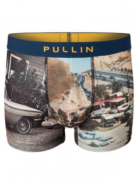 Pullin Master Surfin USA Underwear in Beige