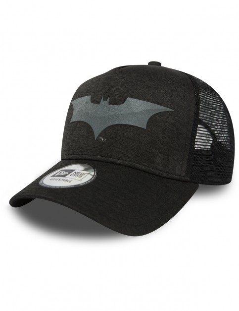 New Era Batman Trucker Cap in Black