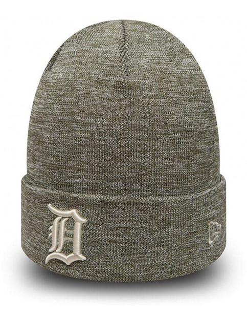 New Era Detroit Tigers Beanie in New Olive