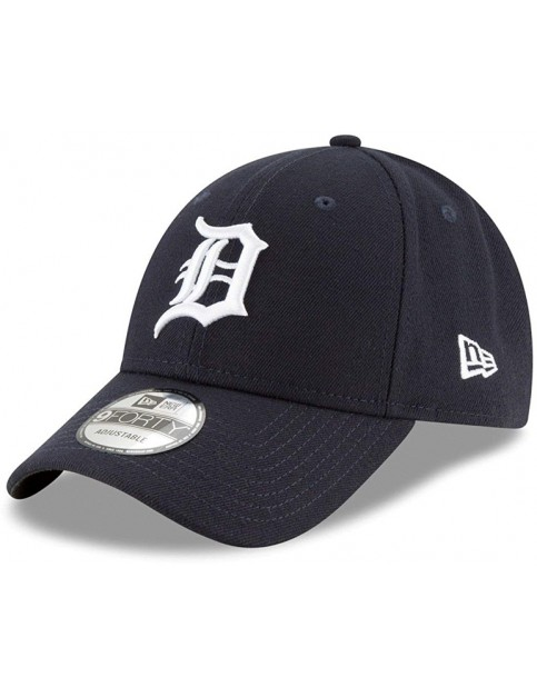 New Era Detroit Tigers Cap in Navy