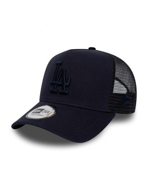 New Era Los Angeles Dodgers Jersey E-Frame Cap in Navy