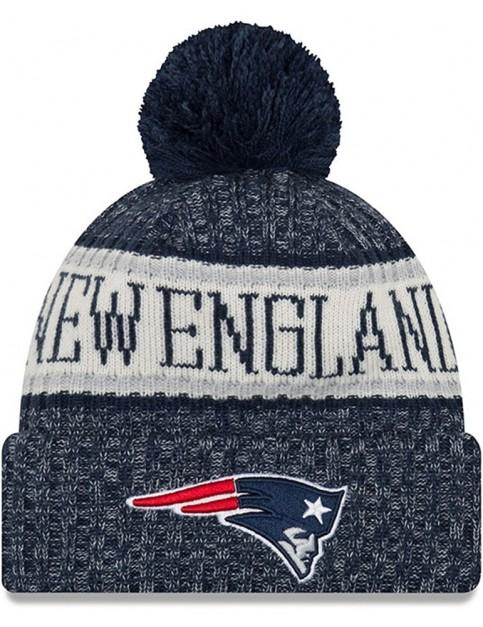 New Era New England Patriots Bobble Hat