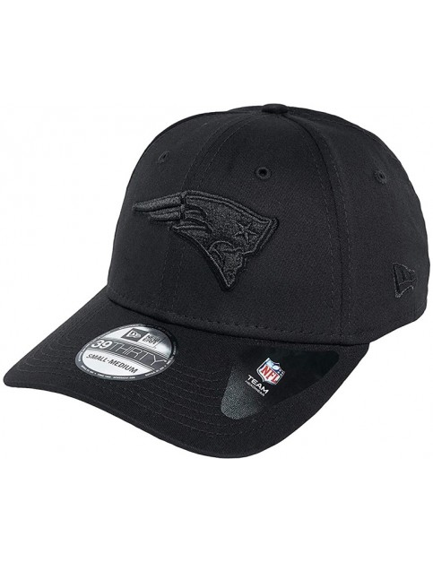 New Era New England Patriots Cap in Black
