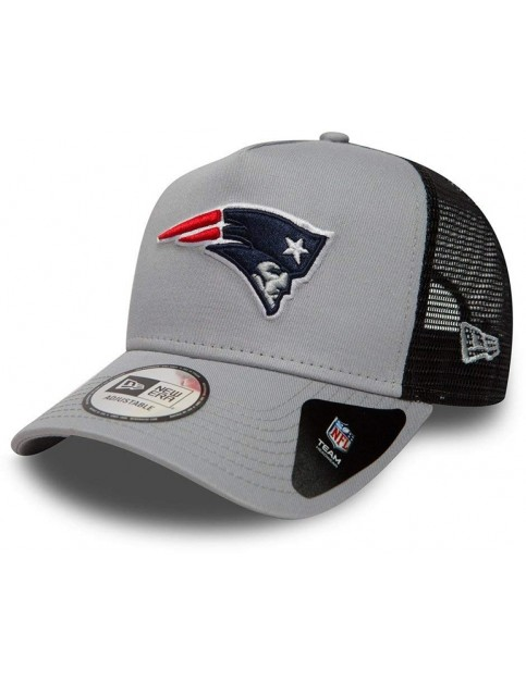 New Era New England Patriots Cap in Grey