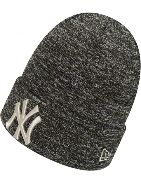 New Era New York Yankees Beanie in Grey