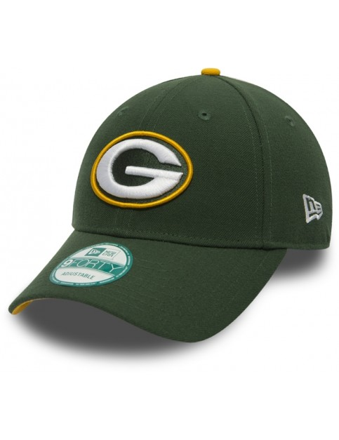 New Era NFL Green Bay Packers Cap in Green