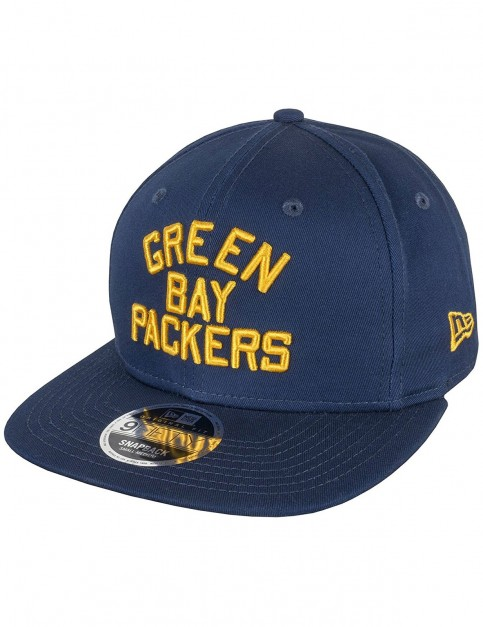 New Era NFL Historic 950 - Packers Cap in Blue