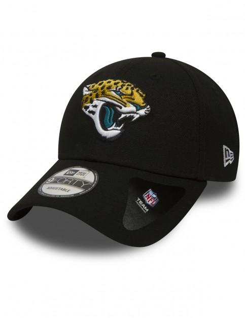 New Era NFL Jacksonville Jaguars Cap in Black