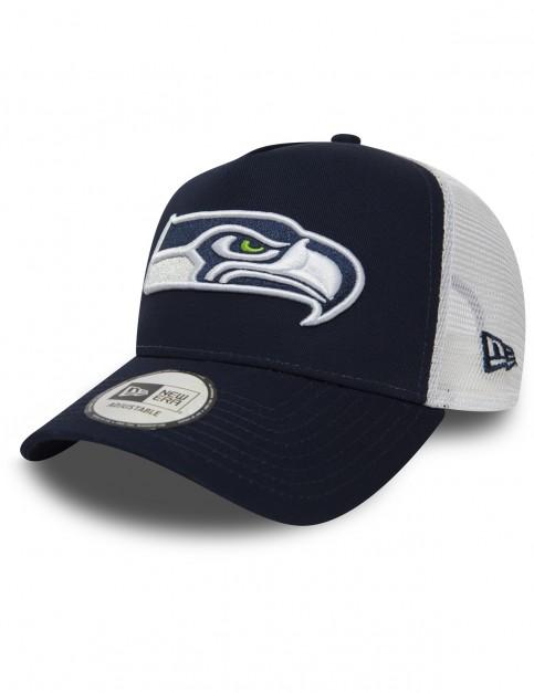 New Era Seattle Seahawks Trucker Cap