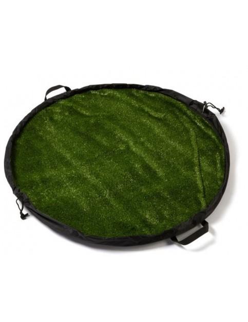 Northcore Grass Waterproof Change Mat Beach Bag in Grass