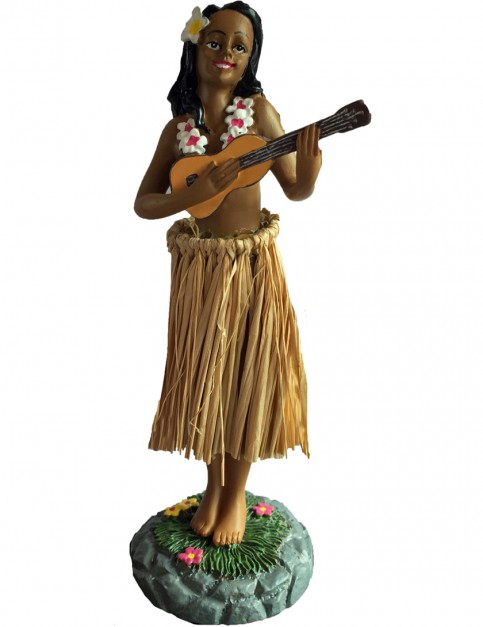 Northcore Hawaiian Dashboard Doll