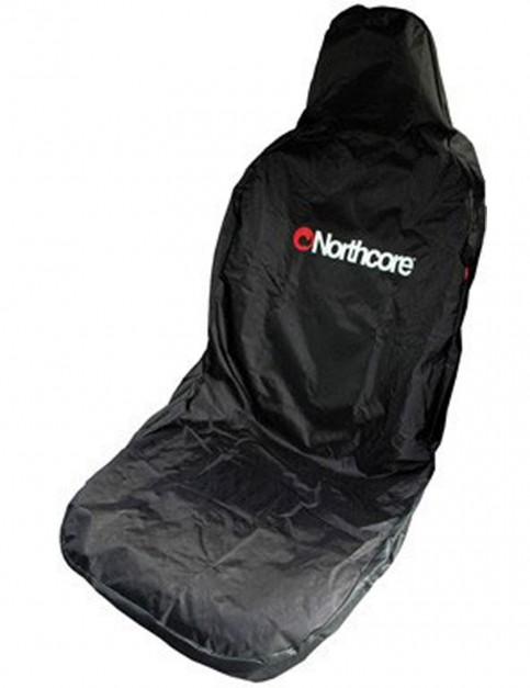 Northcore Single Car Seat Cover in Black
