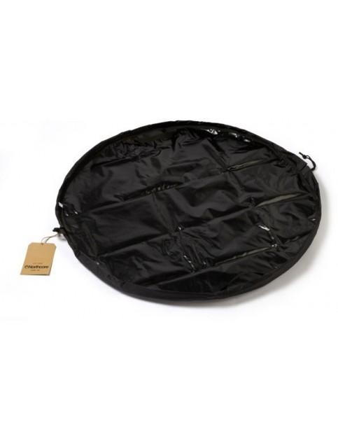 Northcore Waterproof Change Mat Beach Bag in Black
