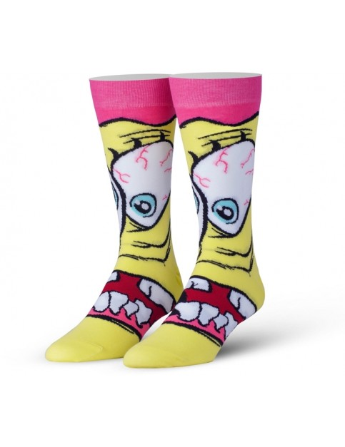 Odd Sox Grossbob Crew Socks in Multi