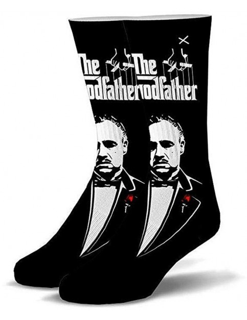 Odd Sox Vito Crew Socks in Multi