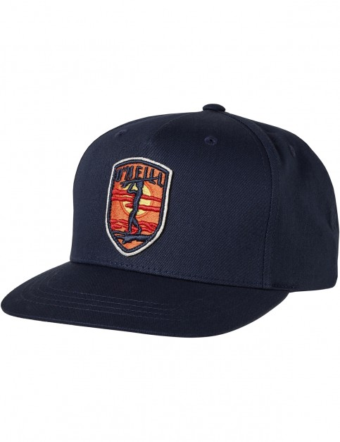 ONeill Bm Point Sal Cap in Ink Blue