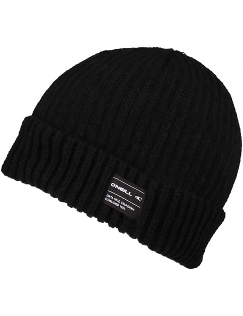 ONeill Bouncer Beanie in Black Out