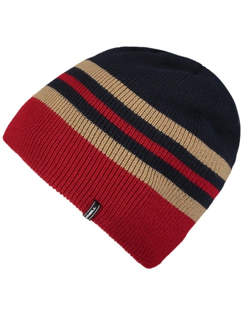 ONeill Elevation Beanie in Scooter Red