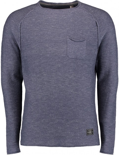 ONeill Jacks Base Pullover Sweatshirt in Ink Blue