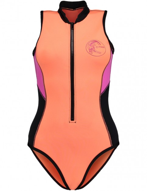 ONeill Neoswim Neoprene Swimwear in Red Aop
