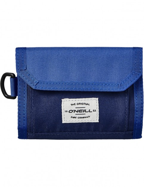 ONeill Pocketbook Polyester Wallet in Turkish Sea